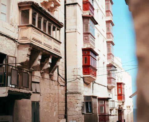 Malta – Bunte Balkone und britische Einflüsse